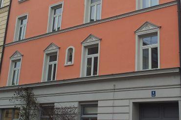 Mehrfamilienhaus in München-Au-Haidhausen, WEG mit 10 Einheiten, Denkmalschutz