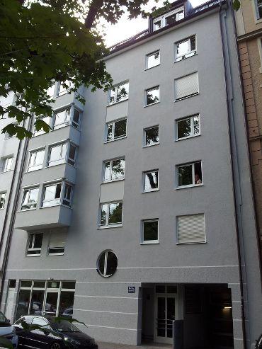 Mehrfamilienhaus in München-Au-Haidhausen, WEG mit 29 Einheiten