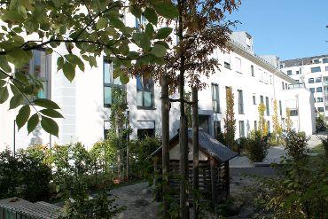 Wohnanlage in M-Laim, WEG, 2 Häuser, 50 Wohneinheiten