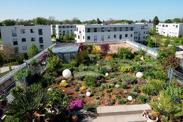Wohnquartier in München-Bogenhausen, 3 WEGs, 19 Häuser, 186 Wohneinheiten, 200 TG-KFZ-Stellplätze