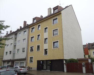 Mehrfamilienhaus in München-Milbertshofen-Am Hart, WEG, 8 Wohnheiten, 8 TG-KFZ-Stellplätze