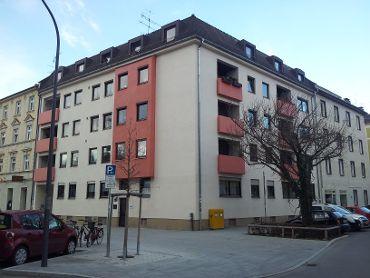 Mehrfamilienhaus in München-Untergiesing-Harlaching, WEG, 13 Wohnheiten, 14 TG-KFZ-Stellplätze