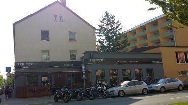 Wohnquartier in München-Milbertshofen-Am Hart, 15 Wohneinheiten, 1 Gewerbe, 1 TG-KFZ-Stellplätze