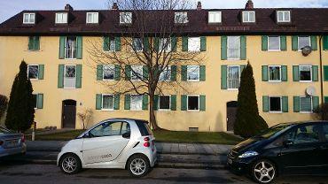 Wohnquartier in München , Sendling-Westpark, 16 Wohneinheiten, 8 TG-KFZ-Stellplätze