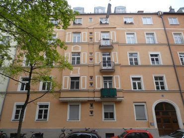 Mehrfamilienhaus in München-Obergiesing, 40 Wohneinheiten